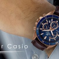 The Brainchild of Casio G-Shock Watches