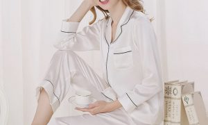 Pamper Yourself With Sexy Women's Silk Nightgowns